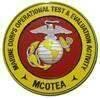 Marine Corps Test and Evaluation Agency (MCOTEA), Marine Corps Combat Development Command (MCCDC)