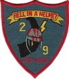 Fox Co, 2nd Bn, 9th Marine Regiment (2/9)