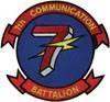 7th Communications Bn, III MEF