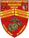 G-2, II MEF HQ Group (II MHG)