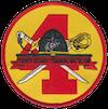 4th Recruit Training Bn (Cadre), RTR (Cadre) MCRD Parris Island