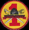 1st Recruit Training Bn, MCRD (Cadre) Parris Island, SC